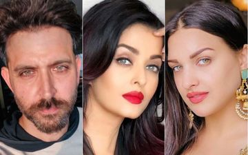 Hrithik Roshan, Aishwarya Rai Bachchan And Himanshi Khurana: Celebrities Who Have Light-Coloured Eyes