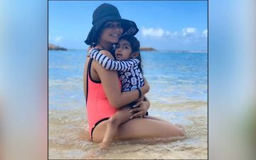 Neeru Bajwa Playing With Her Daughter Video Is The Cutest Thing To See On The Internet