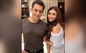 Happy Birthday Daisy Shah: Actress' Most Stunning Clicks With Her Mentor And Friend Salman Khan