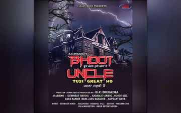 Gurpreet Ghuggi, Guggu Gill To Star In Bhoot Uncle Tussi Great Ho