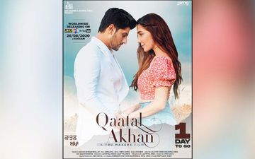 Qaatal Akhan By Gurnam Bhullar Is Out