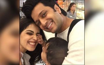 Genelia D'Souza Birthday Special: 6 Times Riteish Deshmukh And His Baiko Made Netizens Swoon Over Them