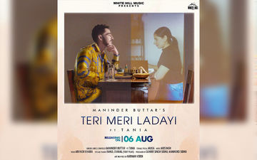 Maninder Buttar's 'Tere Meri Ladayi' Song From Album Jugni Released