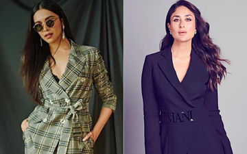 Kareena Kapoor Khan Or Deepika Padukone Who Is The Boss Lady? The Ladies Rock The Pantsuit Trend