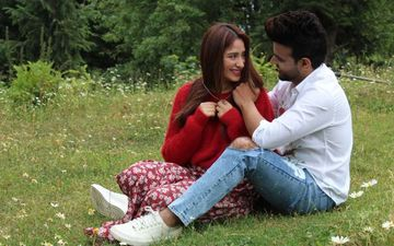 Mahira Sharma's New Track Andaaz Sees The Lady In A Romantic Mood; Here Are Some Snapshots