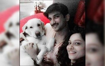 Sushant Singh Rajput And Former GF Ankita Lokhande Share Two Cute Dogs Hatchi And Scotch; Here's A Look At An Instagram Page Dedicated To These Two Paws