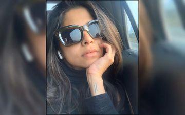 Sai Tamhankar Unleashes The Casual Fashion Glamor On Social Media