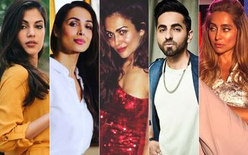 Rhea Chakraborty, Malaika Arora, Amrita Arora, Ayushmann Khurrana And Anusha Dandekar Have THIS In Common