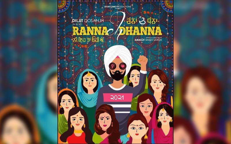 Ranna Dhanna: Diljit Dosanjh Shares Poster Of His Next Film