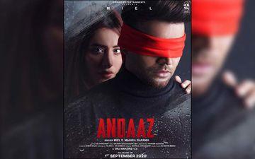 Singer Miel's Next Song Andaaz Starring Mahira Sharma Released
