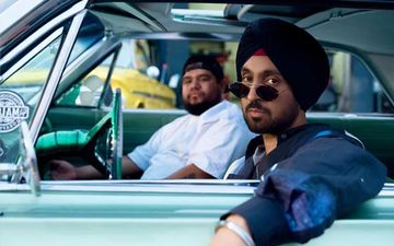Diljit Dosanjh Shares BTS Pictures From His Upcoming Song 'Born To Shine'