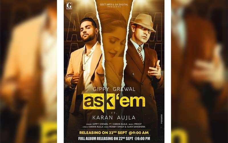 Gippy Grewal's Next Song Ask'em From Album The Main Man Released