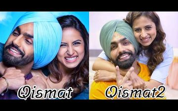 Sargun Mehta Gets Nostalgic As Her Film Qismat Clocks Two Years