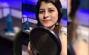 Singer Savaniee Ravindra Resumes Recording For Her Upcoming Songs