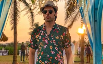 Kasautii Zindagii Kay's Parth Samthaan Aka Anurag Basu's  Party And Holiday Pictures Reflects His Classy Style