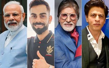 PM Narendra Modi, Cricketer Virat Kohli, Superstars Amitabh Bachchan And Shah Rukh Khan The Only Indians On Most Admired Men List