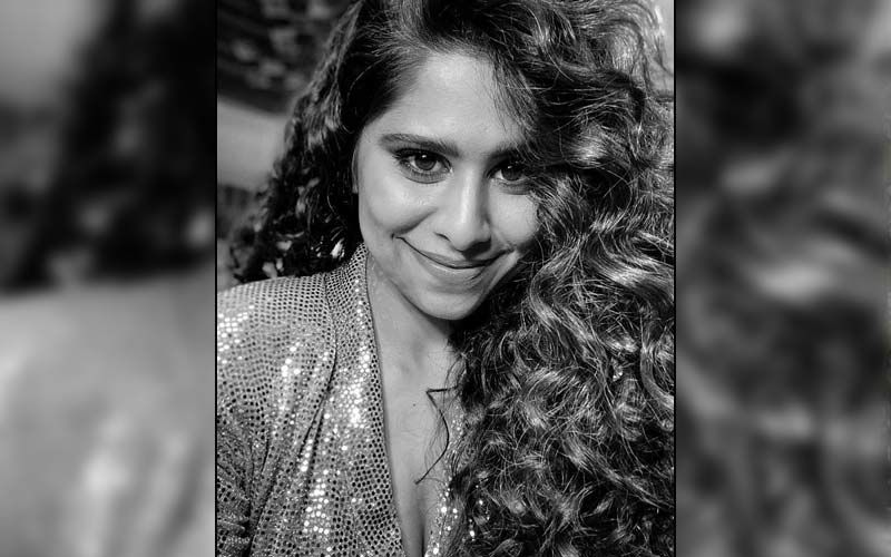 Actress Sai Tamhankar Dresses To Slay In This Sizzling Red Cocktail Dress