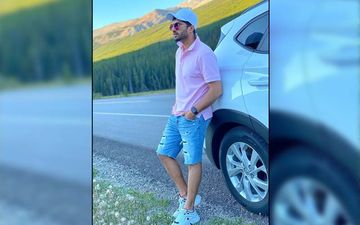 Jassie Gill Shares Poster Of His Untitled Song