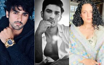 Nishant Malkani On Kangana Ranaut Standing Up For Sushant Singh Rajput: 'I Respect Her For Doing What's Right'