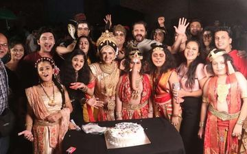 Jay Deva Shree Ganesha Is A Wrap And Here Are The Pictures From The Wrap Party!