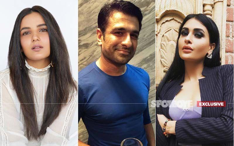 Bigg Boss 14 Contestants ListCONFIRMED: JasminBhasin, Eijaz Khan,Pavitra Punia And More To Be Locked Inside Salman Khan's House - EXCLUSIVE