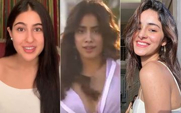 Inside Sara Ali Khan, Janhvi Kapoor, Ananya Panday's Lavish Lives: Star Kids Of Bollywood And Their Unlock 4 Diaries
