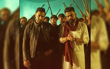 Gippy Grewal And Amrit Mann Starring Song Ayen Kiven Teaser Released