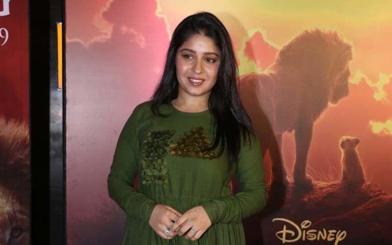 Here's How Sunidhi Chauhan Recorded For Vidya Balan Starrer Shakuntala Devi's Paas Nahi To Fail Nahi