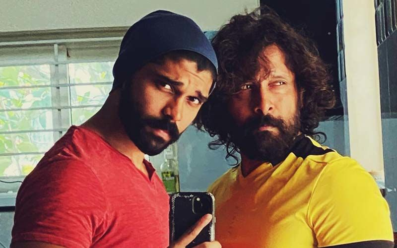 Like Father Like Son, Dhruv Vikram Looks As Stunning As His Father In The Frame