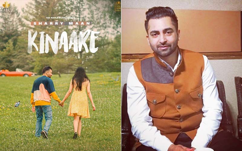 Kinaare: Sharry Maan Is Back With Yet Another Romantic Track; Shares The Teaser Of The Song On Instagram