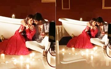 SidNaaz Fans Go Gaga Over Shehnaaz Gill-Sidharth Shukla's Romantic BTS Video From Bhula Dunga; Their Palpable Chemistry Is Undeniable