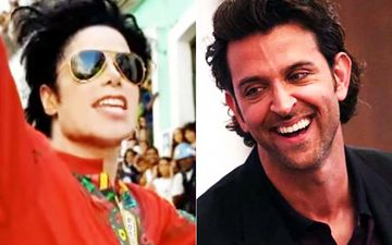 Hrithik Roshan Had A Chance Encounter With King Of Pop Michael Jackson Months Before His Death- PIC INSIDE