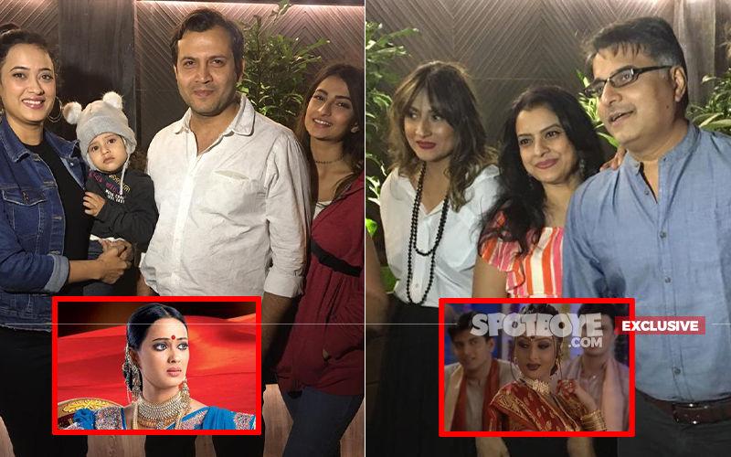 Kasautii Zindagii Kay's Original Prerna And Komolika Reunite: Shweta Tiwari-Urvashi Dholakia Bring The House Down!