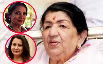 Lata Mangeshkar Health Update: Shabana Azmi, Poonam Dhillon Send 'Hazaron Duayein' For The Singer's Speedy Recovery