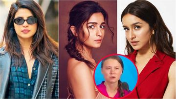 Greta Thunberg A 16-Year-Old Environmentalist Finds Support In Priyanka Chopra, Alia Bhatt, Shraddha Kapoor And Others