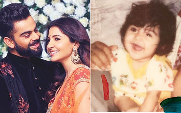 Virat Kohli's Mushy Comment On Anushka Sharma's Baby Pictures Is All Things Love