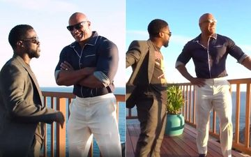 Dwayne Johnson Taking You Through His 'Other Marriage' With Kevin Hart Will Make You LOL And Tear Up At The Same Time