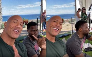 Jumanji The Next Level: Dwayne Johnson-Kevin Hart's 'You Shut The F*** Up' VIDEO Will Crack You Up