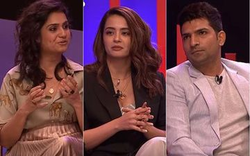Sacred Games Stars Surveen Chawla, Jatin Sarna, Amruta Subhash On International Emmy Awards Nominations-VIDEO
