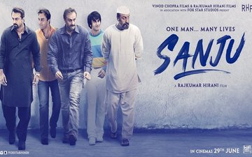 Dutt Biopic, Sanju, Unveiled: Ranbir Will Portray 5 Lives Of Sanjay
