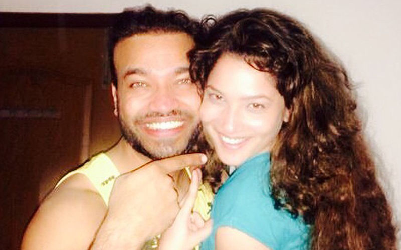 "Ankita Lokhande Confesses She Is In ""Love"" With Businessman Vicky Jain"
