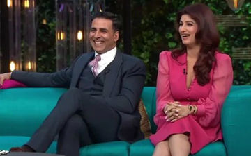 Twinkle Khanna Gives Quirky Touch To #10yearchallenge, Reveals What Akshay Kumar Gifted Her On Their Anniversary