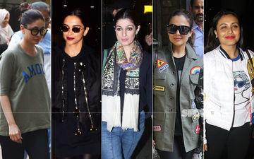 STUNNER OR BUMMER:  Kareena Kapoor, Deepika Padukone, Twinkle Khanna, Amrita Arora Or Rani Mukerji?