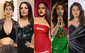 STUNNER OR BUMMER: Kalki Koechlin, Celina Jaitly, Sonakshi Sinha, Alia Bhatt, Or Gauri Khan?