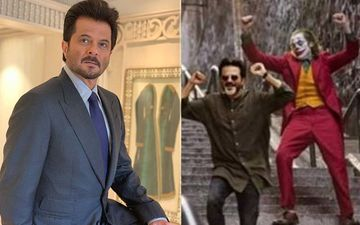 Anil Kapoor's Meme Game Is Strong; Shares 'Joker Meets Lakhan' Meme Featuring Joaquin Phoenix Dancing To Dhina Dhin Dha