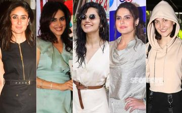 STUNNER OR BUMMER: Kareena Kapoor Khan, Genelia Deshmukh, Taapsee Pannu, Zareen Khan Or Elli AvrRam?