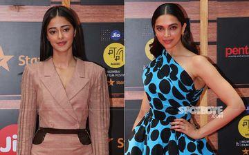 Jio MAMI Film Festival 2019: Deepika Padukone, Ananya Panday, Mrunal Thakur Raise The Glamour Quotient At The Red Carpet