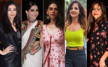STUNNER OR BUMMER: Aishwarya Rai Bachchan, Sonam Kapoor, Aditi Rao Hydari, Sussanne Khan Or Ileana D'Cruz?