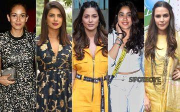STUNNER OR BUMMER: Mira Rajput, Priyanka Chopra Jonas, Hina Khan, Janhvi Kapoor Or Neha Dhupia?
