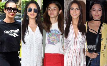STUNNER OR BUMMER: Malaika Arora, Kiara Advani, Alia Bhatt, Vaani Kapoor Or Sonakshi Sinha?